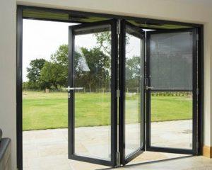 Puerta en aluminio 19