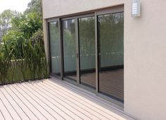 Puerta en aluminio 2