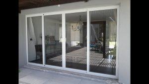 Puerta en aluminio 4