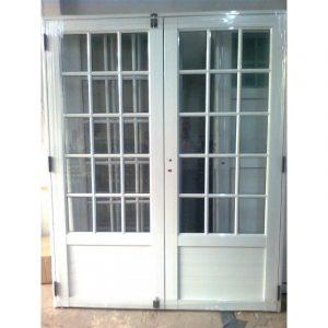 Puerta en aluminio 7